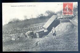 Cpa Du 72 Près La Ferté Bernard -- Catastrophe De Dehault Le 20 Janvier 1910            DEC19-52 - La Ferte Bernard