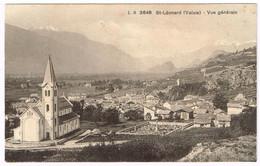 ST-LEONARD VS 1916 - VS Valais