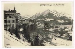 LEYSIN VD 1927 - VD Vaud