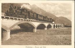 Tolmezzo, Ponte Sul But, FRIULI ITALIA, PC Uncirculated - Altre Città
