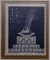 Austria - 1948 - St. Moritz  Winter  Olimpic Games / Sports / Giochi Olimpici - Set MNH - Inverno1948: St-Moritz