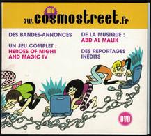 DVD Cosmostreet Ado Musique Bandes Annonces Jeu Reportages - Children & Family