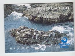 Faroe Islands Booklet 1992 - Michel MH 5 MNH ** - Faeroër