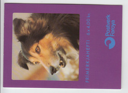 Faroe Islands Booklet 1994 - Michel MH 7 MNH ** - Faeroër