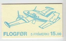 Faroe Islands Booklet 1985 - Michel MH 3 MNH ** - Faeroër