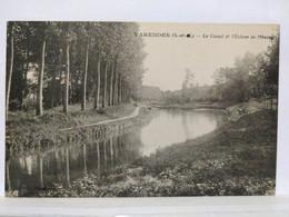 Varreddes. Le Canal De L'Ecluse - Other Municipalities