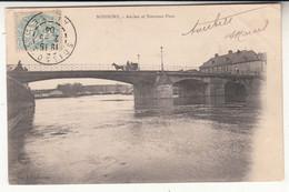 02 - Soissons - Ancien Et Nouveau Pont - Soissons