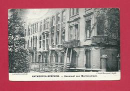 C.P. Berchem  =  Generaal  Van Merlenstraat - Antwerpen