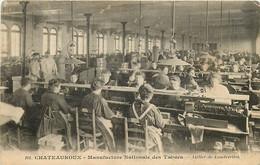 36 , CHATEAUROUX , Manufacture Nationale Des Tabacs , Atelier De Londrecitos , * 381 87 - Chateauroux