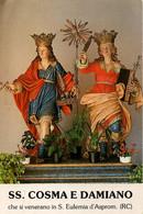 SS. COSMA E DAMIANO MM. - S. Eufemia D'Aspromonte - M - PR - Religion & Esotericism