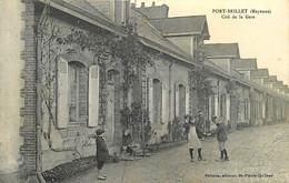 53 , PORT BRILLET , Cité De La Gare , * 382 04 - Other Municipalities