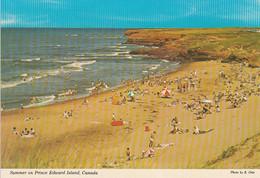 Summer In Prince Edward Island Canada PEI IPE - Cavendish Beach - Size 6 X 4 In - Unused - Zonder Classificatie