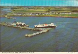 Ferry Boat Between Cape Tormentine NB To Borden PEI  Canada - Size 6 X 4 In - Unused - Zonder Classificatie