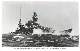 SCHARNHORST , 1941 , Cuirassé Allemagne , * 393 01 - Warships