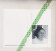 Zuster Marie-Celine (Irène Monsere) Ingelmunster 1923, Kortrijk 2004. Augustines Klooster Harelbeke - Obituary Notices
