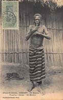 CPA Afrique Occidentale - DAHOMEY - Un Musicien - Dahomey