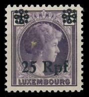 BES. 2WK LUXEMBURG Nr 26 Postfrisch X82AF56 - Occupazione 1938 – 45