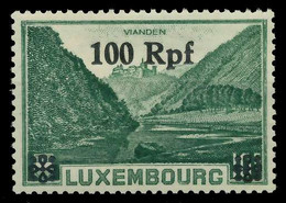 BES. 2WK LUXEMBURG Nr 32 Postfrisch X82B0B2 - Occupazione 1938 – 45