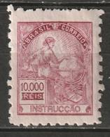 Brazil 1928 Sc 285  MLH* - Unused Stamps