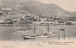 Monté Carlo Yacht Princesse Alice - Monte-Carlo