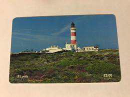 6:365 - Isle Of Man Chip Ayre Lighthouse - Isla De Man