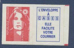 N° 4a Marianne Du Bicentenaire Auto Adhesif  Faciale Lettre Prioritaire + Vignette - Luchtpost