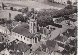 PONTAILLER-sur-SAONE. Vue Aérienne Sur L'Eglise St-Maurice - Altri Comuni
