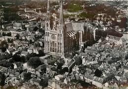 CPSM Cathédrale De Chartres    L152 - Chartres