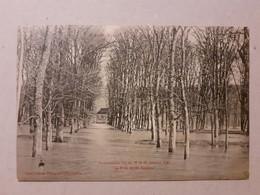 CPA - 89 - CHABLIS - Inondations Des 20, 21 Et 22 Janvier 1910 - Le Pâtis Vu Du Cantara - Chablis