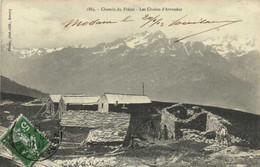 Chemin De Frejus Les Chalets D' Arrondaz - Modane