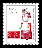 Lithuania 2020 Mih. 1340 National Minorities. Belarusians MNH ** - Litouwen