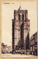 X59170 WORMHOUDT 59-Nord L' Eglise De ESQUELLECQ 03-12-1939 -Edition VERSCHOORE - Wormhout