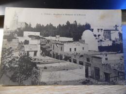 TUNIS Marabout Et Mosquée De La Kasbah - Túnez