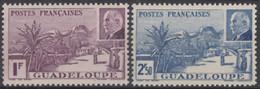 N° 161 Et N° 162 - X X - ( C 73 ) - Unused Stamps