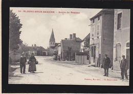 Bligny Sous Beaune, Route De Beaune - Other Municipalities