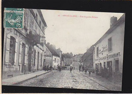 Arnay Le Duc, Rue Auguste-dubois, Boulanger Restaurant - Other Municipalities