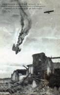 - Fockee Abattu Par Les Français à Salonique - - Guerra 1914-18