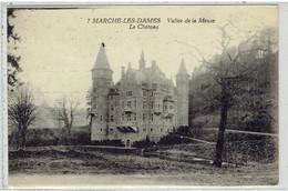 MARCHE-LES-DAMES - Vallée De La Meuse - Le Château - Namur