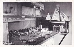 17 - Charente Maritime - FOURAS Les BAINS - Musée Rouletabosse - Modelisme - Un Coin Du Musée - La Grande Plage - Fouras-les-Bains