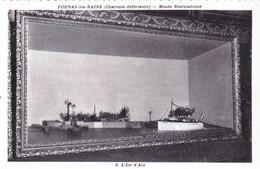 17 - Charente Maritime - FOURAS Les BAINS - Musée Rouletabosse - Modelisme - L Ile D Aix - Fouras-les-Bains
