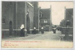 GAND - Au Grand Béguinage IV, Béguines Se Rendant à L' Office Du Soir - Sugg Série 1 N° 53 - Gent