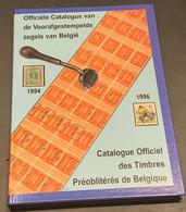 Belgie PREO Catalogus 1997 Tweetalig / Bilingue - NIEUWSTAAT - Altri