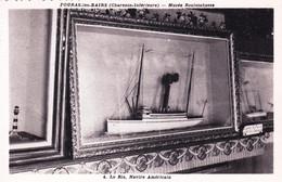 17 - Charente Maritime - FOURAS Les BAINS - Musée Rouletabosse - Modelisme - Le Ria Navire Americain - Fouras-les-Bains
