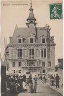 91 ESSONNES Nouvel Hôtel De Ville (très Animée) - Essonnes