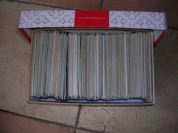 LOT DE + DE 700 CARTES POSTALES 10X15 ( VRAC ) - 500 CP Min.