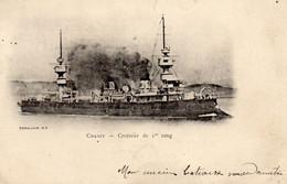- CHANZY - Croiseur De 1er Rang - - Guerra