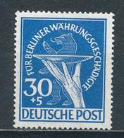 Berlin 70 Neugummi Signiert Schlegel Mi. - - Ungebraucht