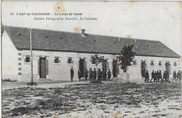 25   Camp De Valdahon   Le Corps De Garde - Sonstige Gemeinden