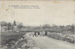 25   Valdahon   Vue Generale  Du Village Bas - Sonstige Gemeinden