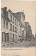 TOURNAI - Rue Des Jésuites, Couvent Et Eglise Des Jésuites - Tournai
